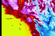 Inland Southern California Heatwave:  Regional Temperature Forecasts For Friday June 3, 2016