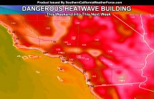 Major Heatwave To Impact Southern California Within A Week