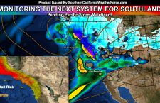 The Next Storm System;  Eyeing Pacific Storm Maleficent;  What Is Known So Far
