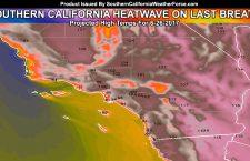 SOUTHERN CALIFORNIA HEATWAVE ON LAST BREATH