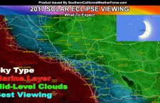 Solar Eclipse Weather Across Southern California; And Seriously Why Are Schools Doing This