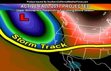 Active Fall 2017 Looking More Likely For Southern California; Scientific Discussion