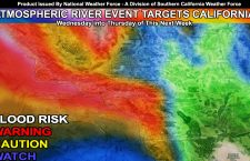 WARNING:  Significant Atmospheric River Event Targets Southern California Mid-Next Week With Major Flooding