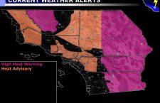 High Heat Warning and Heat Advisory