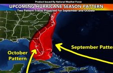"""United States Impact Possible; Hurricane Outlook To Watch For """"S"""" Storm Name 'Sally' Into Atlantic After September 21st"""