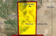 Thunderstorm Watch Embedded Fire Weather Warning